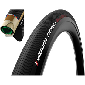Vittoria Corsa Copertone tubolare 700 x 25c, black